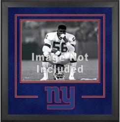 New York Giants Deluxe 16'' x 20'' Horizontal Photograph Frame with Team Logo - Mounted Memories