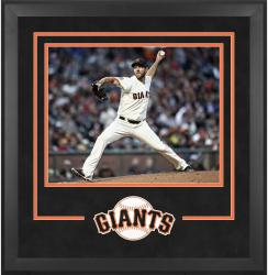 "San Francisco Giants Deluxe 16"" x 20"" Horizontal Photograph Frame"