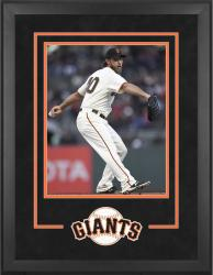 "San Francisco Giants Deluxe 16"" x 20"" Vertical Photograph Frame"