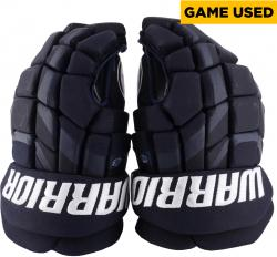 Tom Gilbert Florida Panthers Game-Used Pair Warrior Covert Gloves