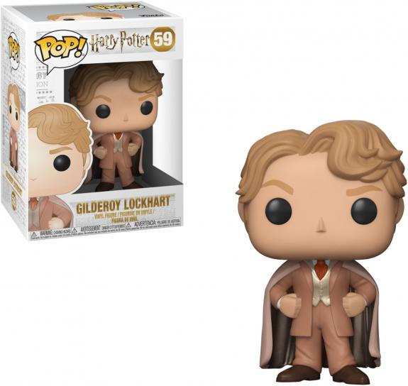 Gilderoy Lockhart Harry Potter #59 Funko Pop!