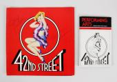 Gildna Radner & Gene Wilder Signed Program 1984 42nd Street – JSA
