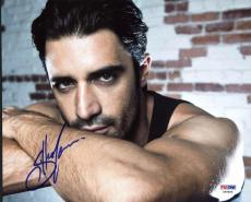 Gilles Marini Dancing With The Stars Signed 8X10 Photo PSA/DNA #X60899