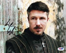 Gillian Aiden SIGNED 8x10 Photo Petyr Littlefinger Game of Thrones PSA/DNA