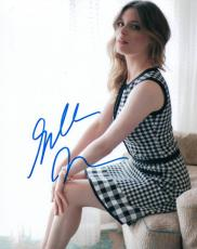 Gillian Jacobs Community Autographed Signed Photo UACC RD AFTAL RACC TS