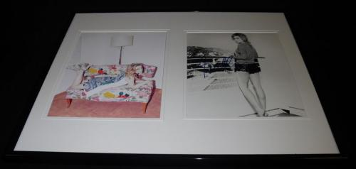 Gillian Jacobs Signed Framed 16x20 Photo Set AW Community