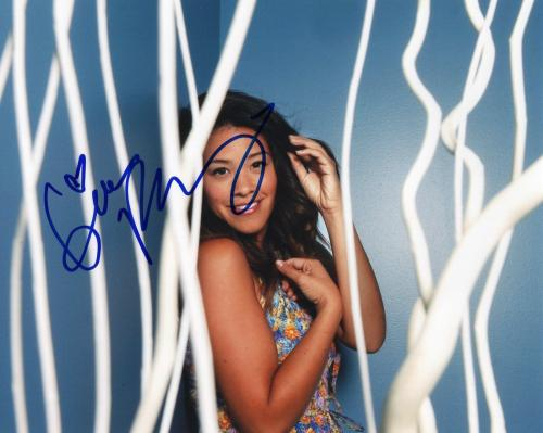 Gina Rodriguez Jane the Virgin Filly Brown Signed 8x10 Photo w/COA #4