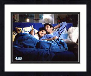 Gina Rodriguez & Justin Baldoni Jane the Virgin Signed 8X10 Photo BAS #C57687