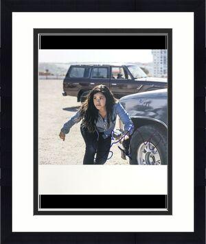Gina Rodriguez signed 11x14 photo PSA/DNA Autographed