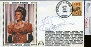 Ginger Rogers Signed Jsa Certified Fdc Authenticated Autograph