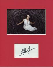 Ginnifer Goodwin Once Upon a Time Zootopia Disney Signed Autograph Photo Display