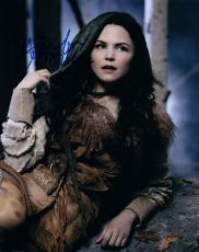 Ginnifer Goodwin Signed Autographed 8x10 Photo Once Upon A Time Sexy Hot COA VD
