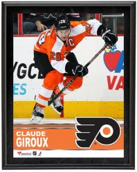 "Claude Giroux Philadelphia Flyers Sublimated 10"" x 13"" Plaque"