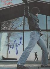 GLASS HOUSES signed BILLY JOEL - you may be right - AUTHENTICATED