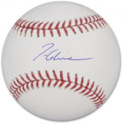 Rawlings Tom Glavine Atlanta Braves Autographed Baseball