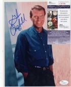 Glen Campbell Country Singer/ Actor Deceased 8x10 Signed Photo Jsa 30100