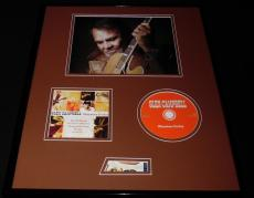Glen Campbell Signed Framed 16x20 Greatest Hits CD & Photo Set