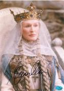 Glenn Close autographed 8x10 Photo (Actress)  Queen