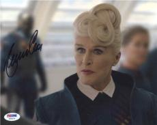 Glenn Close Guardians of the Galaxy Autographed Signed 8x10 Photo PSA/DNA COA