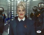 Glenn Close Guardians Of The Galaxy Signed 8X10 Photo PSA/DNA #Y96187