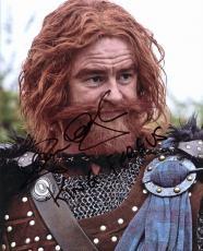 "Glenn Keogh Once Upon A Time ""King Fergus"" Signed 8X10 Photo BAS #B13214"