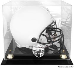 Alabama Crimson Tide 2012 BCS National Champions Back-to-Back Champions Helmet Display Case
