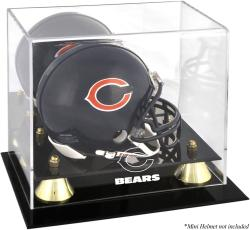 Chicago Bears Mini Helmet Display Case