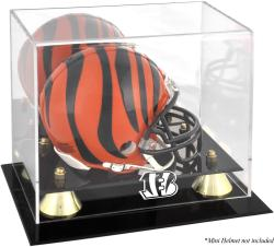 Cincinnati Bengals Mini Helmet Display Case