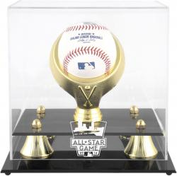 2014 MLB All-Star Game Logo Golden Classic Baseball Display Case