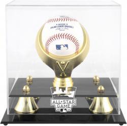 2014 MLB All-Star Game Logo Golden Classic Baseball Display Case