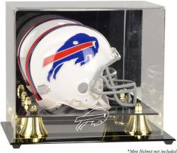 Buffalo Bills Mini Helmet Display Case - Mounted Memories
