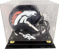 Denver Broncos Helmet Display Case