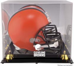 Cleveland Browns Helmet Display Case