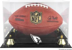 Arizona Cardinals Team Logo Football Display Case