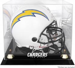 San Diego Chargers Helmet Display Case