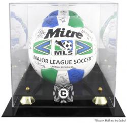 Golden Classic (chicago Fire Logo) Soccer Ball Case (bk3c)