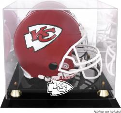 Kansas City Chiefs Helmet Display Case
