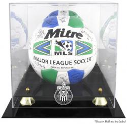 Golden Classic (chivas Usa Logo) Soccer Ball Case (bk-3c)