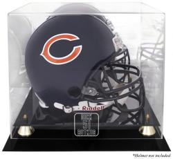 Dick Butkus Chicago Bears 51 Golden Classic Helmet Case with Mirror Back - Mounted Memories