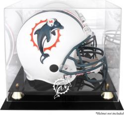 Miami Dolphins Helmet Display Case