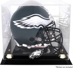 Philadelphia Eagles Helmet Display Case - Mounted Memories