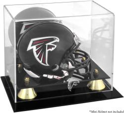 Atlanta Falcons Mini Helmet Display Case