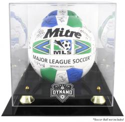 Golden Classic (houston Dynamo Logo) Soccer Ball Case (bk3c)