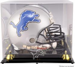 Detroit Lions Helmet Display Case - Mounted Memories