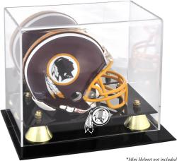Washington Redskins Mini Helmet Display Case