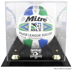 Golden Classic (san Jose Earthquakes)soccer Ball Case (bk3c)