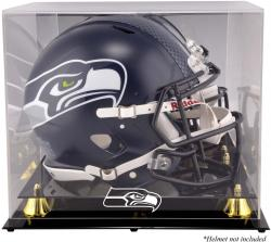 Seattle Seahawks Helmet Display Case - Mounted Memories