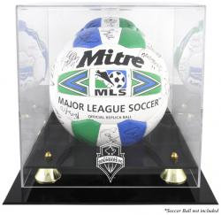 Golden Classic (seattle Sounders Fc)soccer Ball Case (bk3c)
