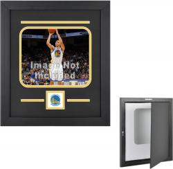 "Golden State Warriors Deluxe 8"" x 10"" Horizontal Team Logo Frame"