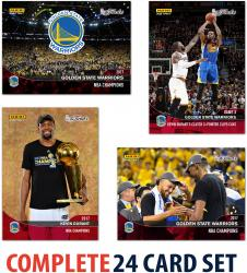 Golden State Warriors Team Trading Card Block/50 Card Lot